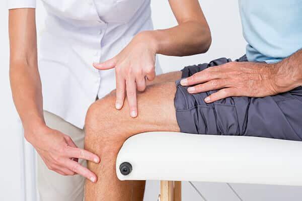 Αποκατάσταση μετά την αρθροσκόπηση γόνατος
