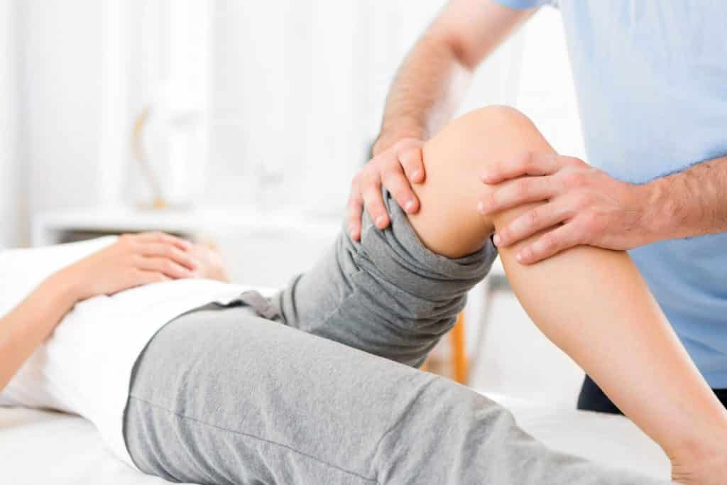 Η φυσικοθεραπεία τις πρώτες μέρες μετά την ολική αρθροπλαστική γόνατος