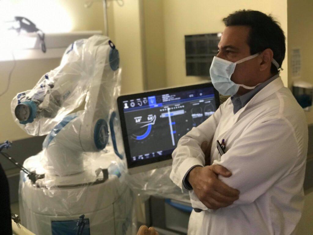 Ρομποτική αρθροπλαστική με το σύστημα ROSA. Ταχεία κινητοποίηση (fast track), σύντομη νοσηλεία!